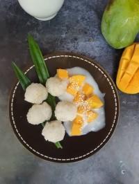 Mango Sticky Rice - @mochigome.id