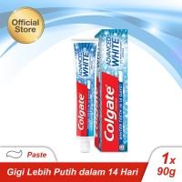Colgate Advanced Whitening Toothpaste/Pasta Gigi 90g