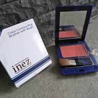 BARU ORIGINAL Blush On Colour Contour Plus Inez Blusher Limited