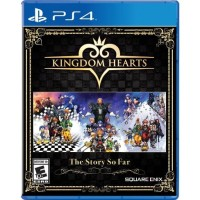 GAME PS4 Kingdom Hearts The Story So Far