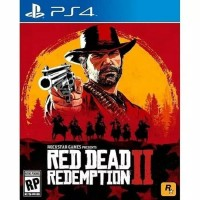 RED DEAD REDEMPTION 2 PS4 - REGION 3