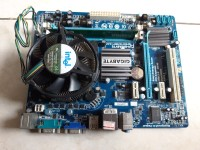 Sepaket motherboard gigabyte g41