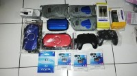 Paling Meriah Memory Psp Charger Silicon Pouch Handgrip Charger Psp Go