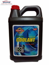 TERMURAH Winmax Radiator Coolant Air Radiator Hijau 5 5 Li Berkualitas