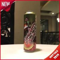 Mohawk Butterscotch Popcorn STRAWBERRY CUSTARD milk tea fizzy liquid