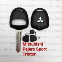cover/casing kunci mitsubishi pajero