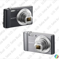Kamera Sony DSC-W810 Asli dan Bergaransi