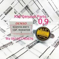 Cap Tutup Radiator 0.9 Kijang 5k 7k Soluna Great Starlet Suzuki Denso