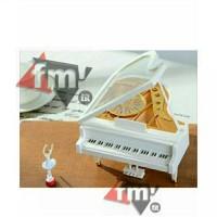 Music Box Piano otomatis Kotak Musik piano Balerina kado