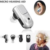 Alat Bantu Dengar Suara Hearing AID Mini Beurer Telinga Orang Tua Tuli