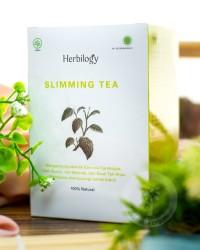 HERBILOGY SLIMMING TEA - 20 KANTONG TEH