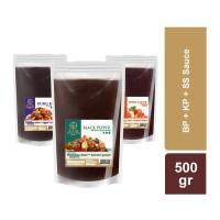 The Duck King Sauce - BP + KP + SS Pouch [500gr]