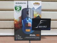 SteelSeries Rival 310 PUBG Edition Garansi Resmi 1 Tahun