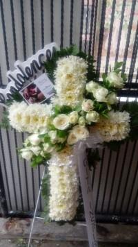 standing flower duka cita bukan congratulation
