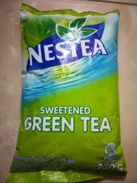 Nestea Green Tea Nestle produk import Malaysia