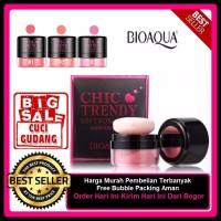 BIG SALE Bioaqua Chic Trendy Soft Rose Blush / Blush on / Bioaqua