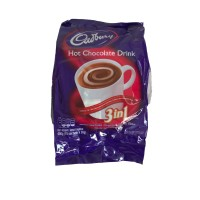 Cadburry Hot Chocolate Drink 3 in 1