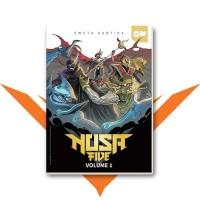 Komik Nusa Five Volume 1 oleh Sweta Kartika Nusa V Nusantaranger