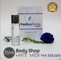 MURAH Parfum Refil Body Shop White Musk 35ML