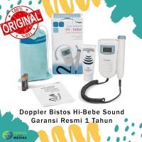 Fetal Doppler Bistos Hi Bebe Sound