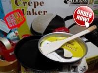 Terlaris Crepe maker vicenza / wajan kwalik
