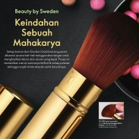 giordani gold silky powder polisher | kuas bedak / kuas makeup