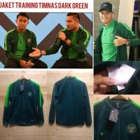 Jaket Training Timnas Indonesia