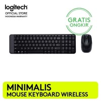 Logitech MK215 Wireless Keyboard Mouse