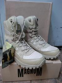sepatu tactical magnum lightspeed 8.0 vibram military outdoor boots