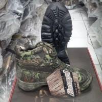 Sepatu hanagal hiking boots camo ori outdoor import 6 in