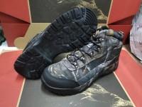 sepatu outdoor Hanagal hunting boots 6in mawar waterproof ORI