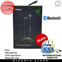 Razer Hammerhead BT Bluetooth Wireless Gaming Earphone / Headset