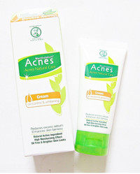 Acnes Natural Care Oil Control & Whitening Cream 40gr