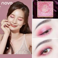 Novo 12 color quicksand eyeshadow
