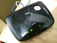 Linksys WAG120N Wireless-N Home ADSL2 Modem Router