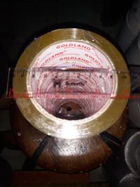 Lakban Bening Coklat 2 inch x 90 yard ( 45mm x 90 yard) setara daimaru