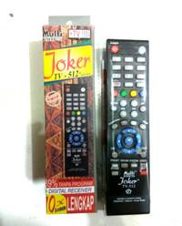Remote / Remot  TV LED ,LCD HDMI universal JOKER