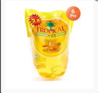Minyak Goreng Tropical 2L ( 1 karton isi 6pc )