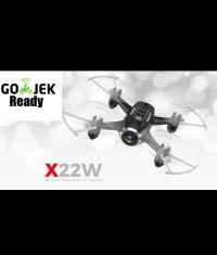 Rc drone syma X22W X 22 W FPV wifi hold altitude quadcopter asli ori