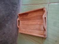 nampan/Baki kayu jati