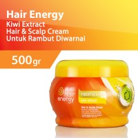 Makarizo Hair Energy Fiberteraphy kiwi 500 Gr