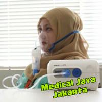 Nebulizer OMRON NE-C28 /Alat Uap Untuk Asma dan gangguan pernafasan
