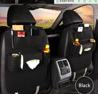 283 -Car seat organizer Tas Mobil Multifungsi dipasang di belakang jok