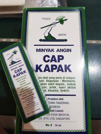 Minyak Angin Cap Kapak 10 ml