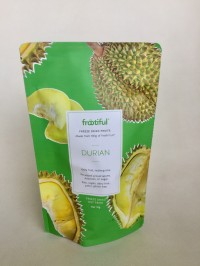 Frootiful Freeze dried fruit - Durian