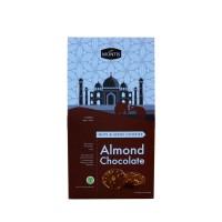 Savis - Almond Chocolate Cookies Less Sugar - Kue Kering - 100 gr