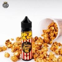 Grosir Golden Popcorn Caramelo Premium E Liquid Vape Vapor Vaporizer