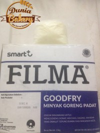 Minyak goreng padat Filma Good Fry Deep Frying Fat 1 KG
