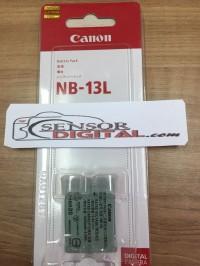 CANON BATTERY BATERAI NB-13L NB13L FOR G7X G7X II