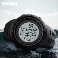 SKMEI 1295 Pedometer Original Jam Tangan Olahraga Anti Air 50M Suunto